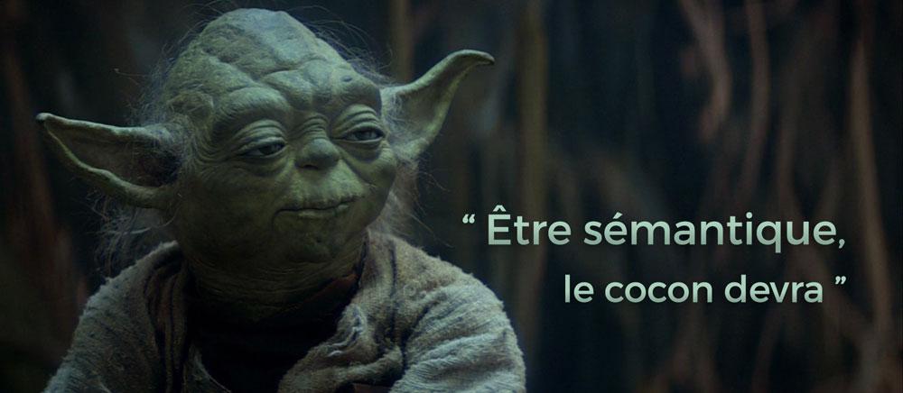 Yoda et la sémantique