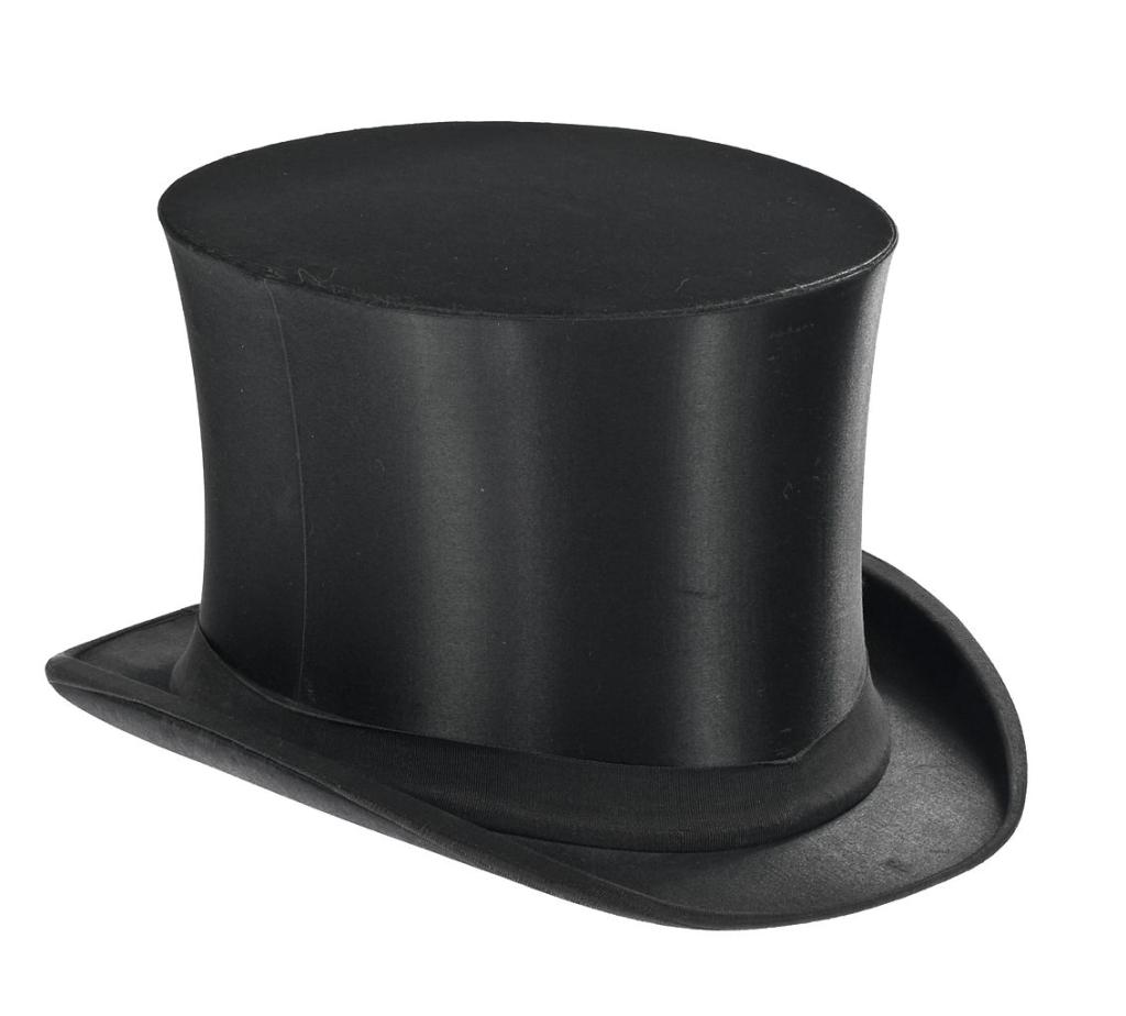 chapeau noir symbole du black hat seo